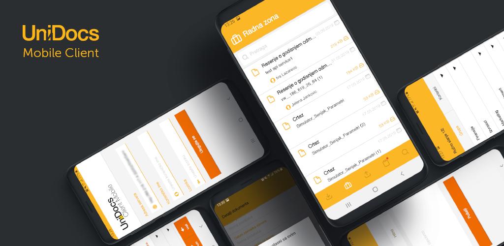 UniDocs Client Mobile